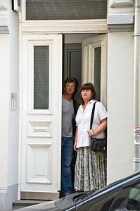Ben and Gill Buttestrasse  Hamburg Germany