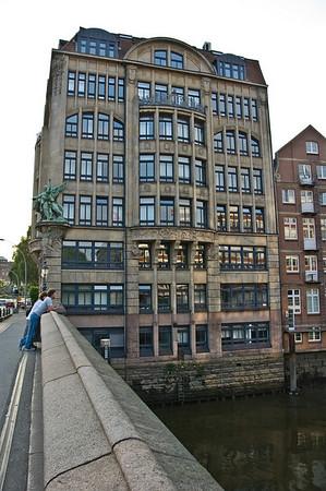 Haus der Seefahrt Hamburg Germany