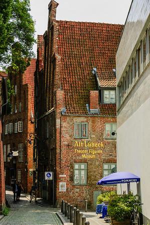 Theater Figuren Museum Pagönnienstrasse Alt Lübeck