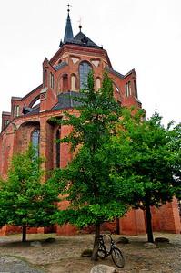 Saint Nicolaikirche Luneburg Germany