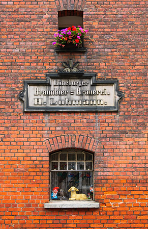 Old brewey Luneburg Germany
