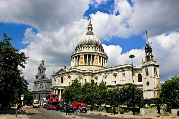St Paul Cathedral London