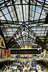 Liverpool St Station London