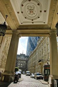 St Helen's Place London
