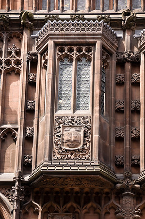 The John Rylands Library Manchester UK