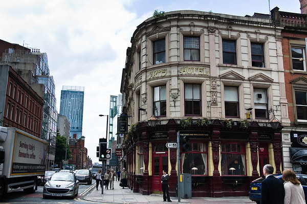 Sawyers Arms Hotel Manchester