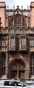 The John Rylands Library Manchester UK