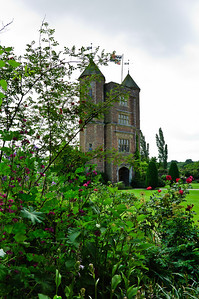 Elisabethan Tower Sissighurst Castle Kent United Kingdom