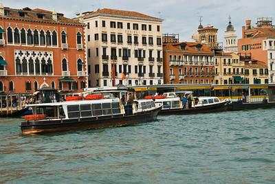 Venice: Boats