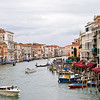 From Rialto bridge