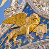 The Winged Lion of St Mark