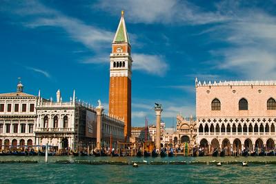 Venice: San Marco, Doge's Palace