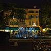 Piazza Bra fountain