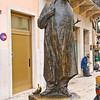 Piazza Erbe statue