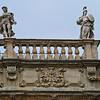Piazza Erbe - Palazzo Maffei
