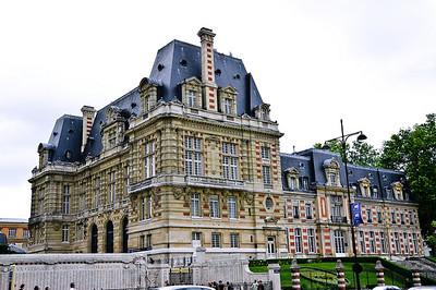 Mairie Versailles