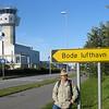 Bodo, Norway airport.