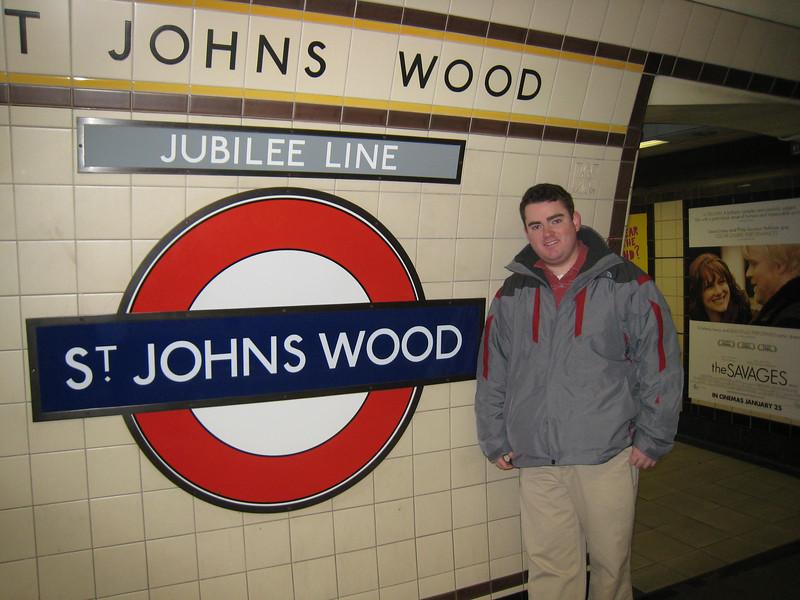 Whitney's old tube station