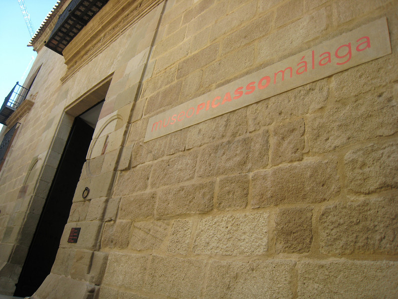 Picasso was born in Malaga. This museum was fabulous.