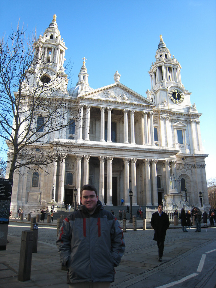 St. Paul's   Me