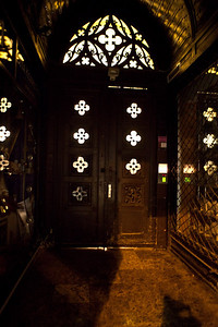 12/22 - First Night Out - A doorway