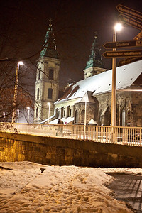 12/22 - First Night Out - Gorgeous church