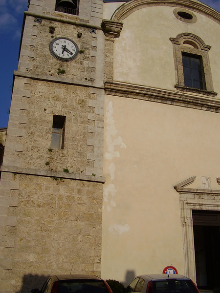 The church of San Martino.