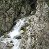 The source of the Soca River, where it tumbles out of the mountains cold & fast.