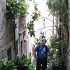 Dan, photographer extraordinaire - Dubrovnik, Croatia