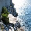 Buza when it's closed. - Dubrovnik, Croatia