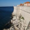 The walls of Dubrovnik - Dubrovnik, Croatia