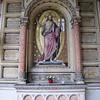 Mosaic Jesus in Mirogoj