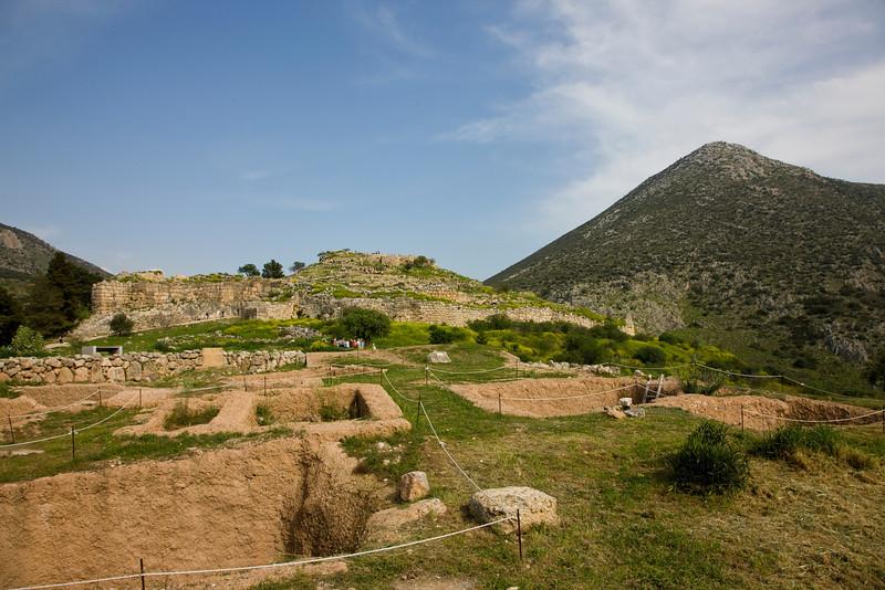Ancient City of Mycenae Greece
