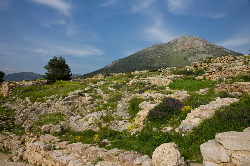 Ancient City of Mycenae Greece