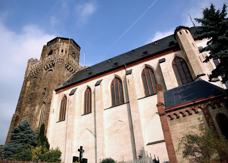 Rhine River Church