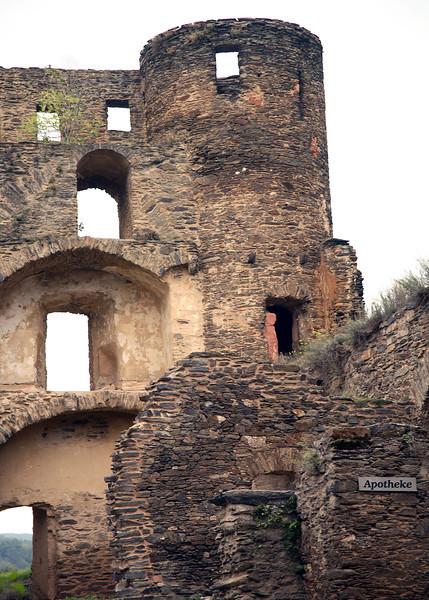 Rheinfels Castle Ruin