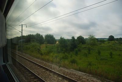 Eurostar-ing