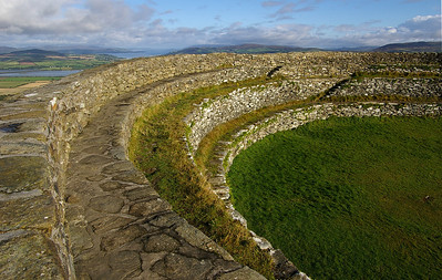 Grianan Aileach ring fort Donegal