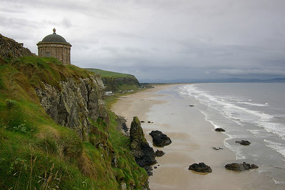 Mussenden Temple co. Londonderry