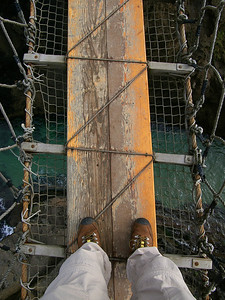 Carrick-a-rede rope bridge CRB-05