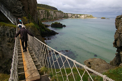 Carrick-a-rede rope bridge CRB-04