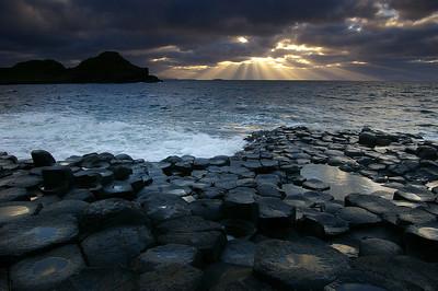 Giant's Causeway co. Antrim GC-04