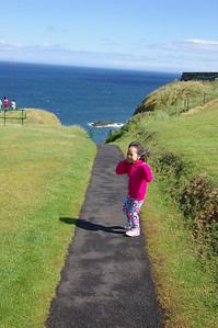 Heading towards Dunluce Castle