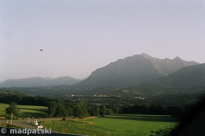 Jour 24 / 21 août: Gap, Les Deux Alpes, Loyettes