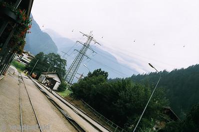 Tag 35 / 1 September: Hintertux und Innsbruck