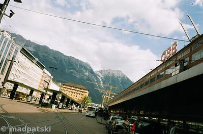 Tag 36 / 2 September: Innsbruck und Munchen