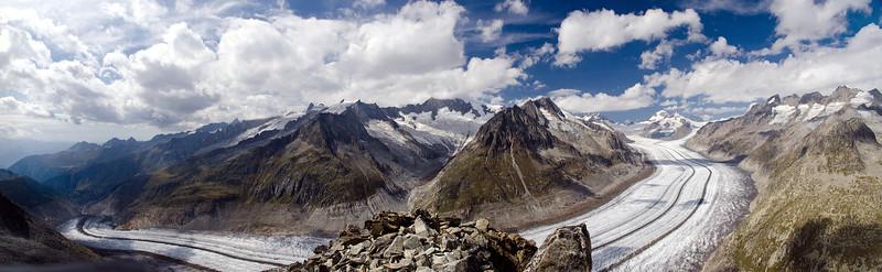 Aletsch(Switzerland Day 2)