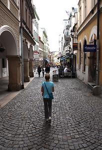 Moskevska, Liberec.