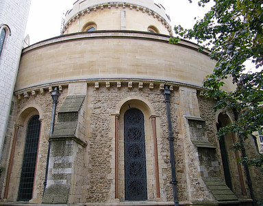 Temple Church, London.
