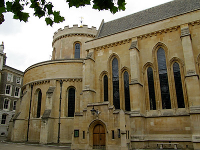 The Church was built by the Knights Templar, the order of crusading monks founded to protect pilgrims on their way to and from Jerusalem in the 12th century.